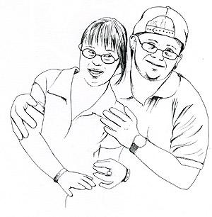 Autonomía de las personas con síndrome de Down  DOWNberri