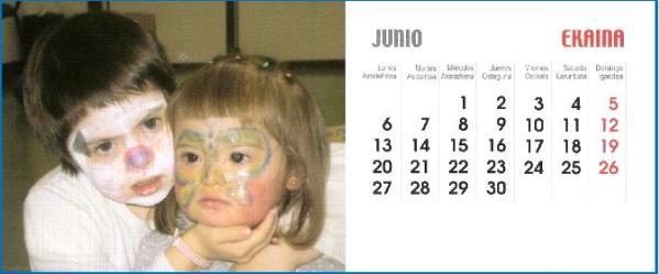 """>Desde la asociación """"Down Araba-Isabel Orbe"""": Feliz 2011!"""