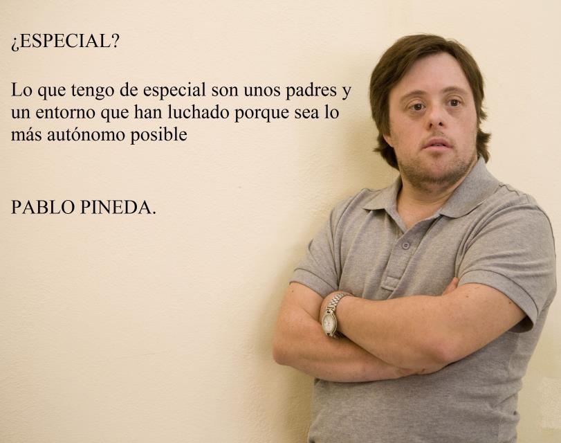 La Madre De Pablo Pineda Downberri