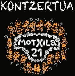 Motxila 21: que retumben nuestros golpes en todos los rincones