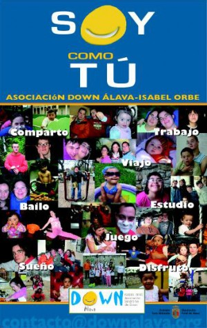 Cartel Down Araba - Isabel Orbe ( 2008)