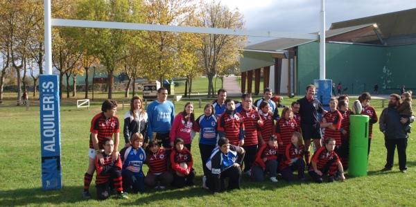 Encuentro Rugby Gamarra