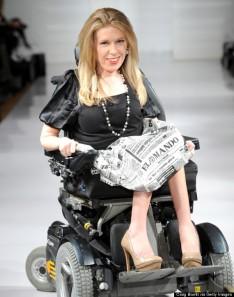CARRIE HAMMER 2014 New York Fashion Week Show
