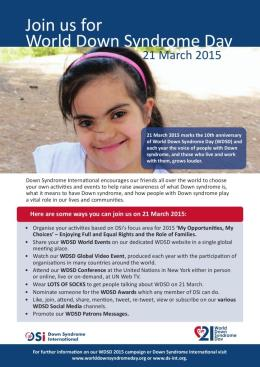 WDSD Poster 1