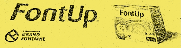 font-up