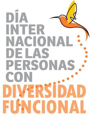 Cartel Dia Internacional de las personas con discapacidad